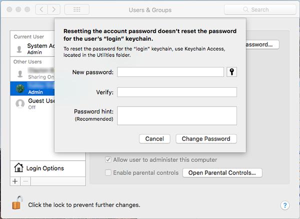 MacOs-Reset-User-Password