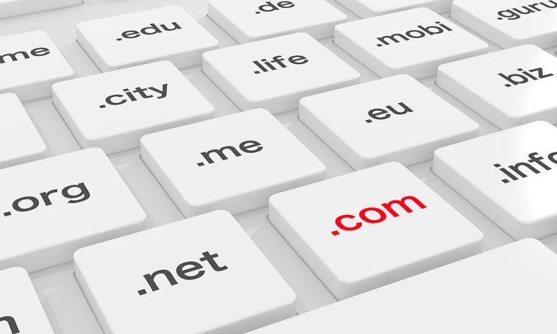 best domain for my business