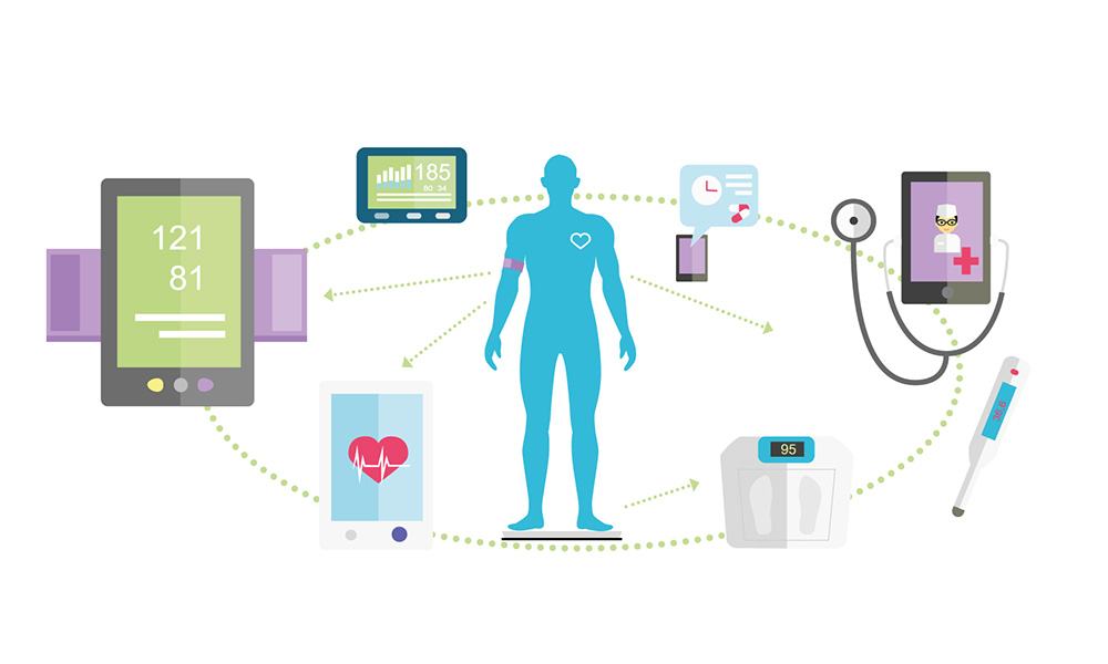 Wearables and the health industry