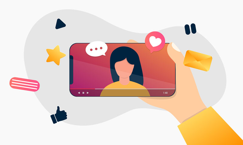 Using video to boost social media engagement